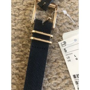 H&M Black Belt NEW WITH TAGS